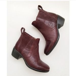 UGG Collection | Made in Italy | Leather Booties